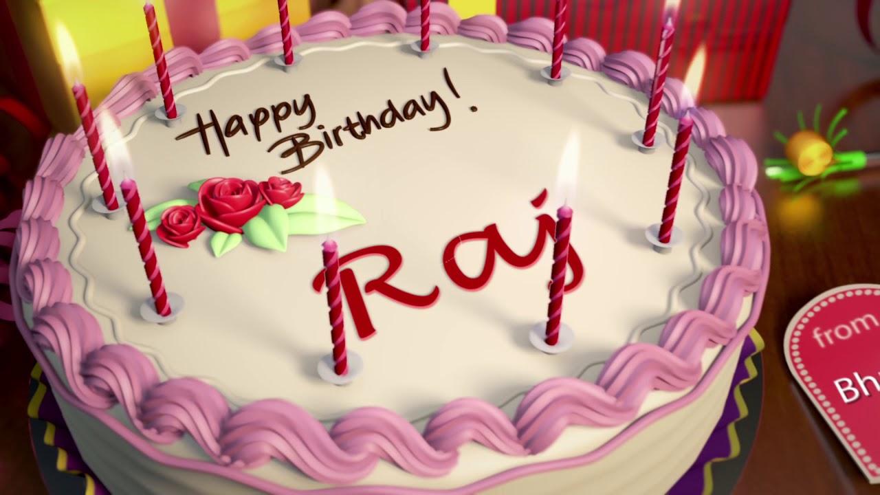 Happy Birthday Raj Youtube