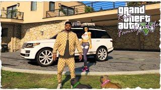 GTA 5 REAL LIFE MOD   #7 COMPRO LA MANSION (GTA 5 REAL FAMILY LIFE MODS)🏡