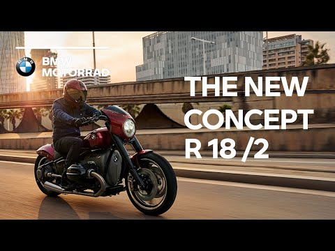 First Look At BMW's R18/2 Concept