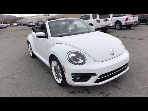 2019 Volkswagen Beetle Reno, Carson City, Northern Nevada, Roseville, Sparks, NV KM501945