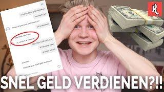 GELD-VERDIEN ACCOUNTS ONTMASKEREN | Kalvijn