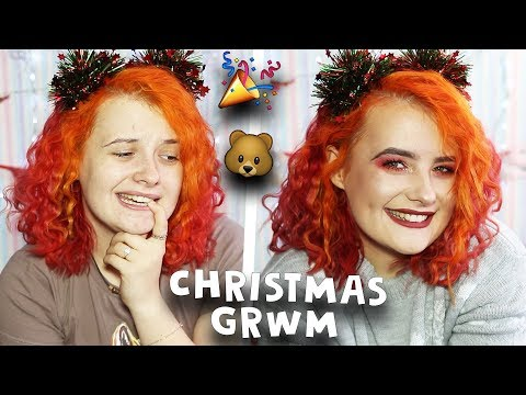 💰🛍️ A VIEWER PICKED MY OUTFIT 2.0! 👗😲 CHRISTMAS PARTY *GRWM* | vlogmas 12