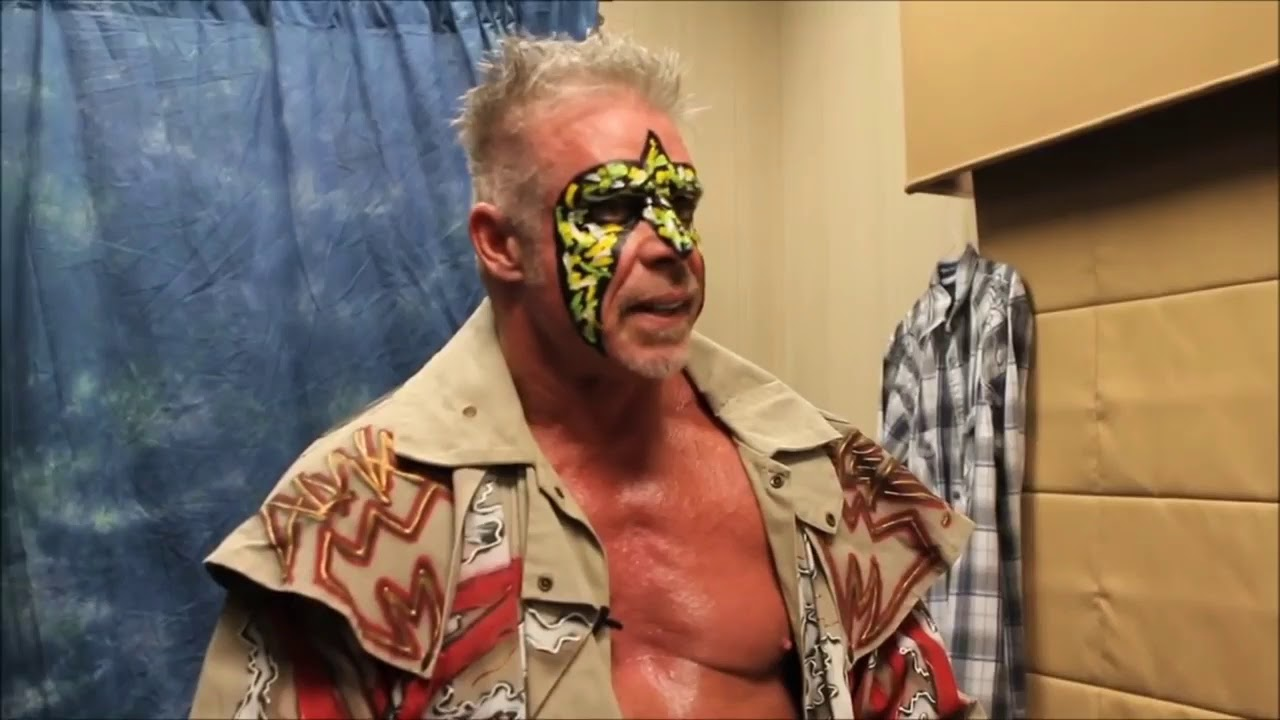 meeting ultimate warrior at first appearance after long hiatus - youtube
