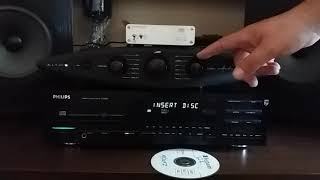 #TBT Testing #Topping D30 #DSD with old friend Philips CD850