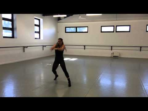 Tyla Francois Contemporary Audition Sydney Dance Company Pre Professional