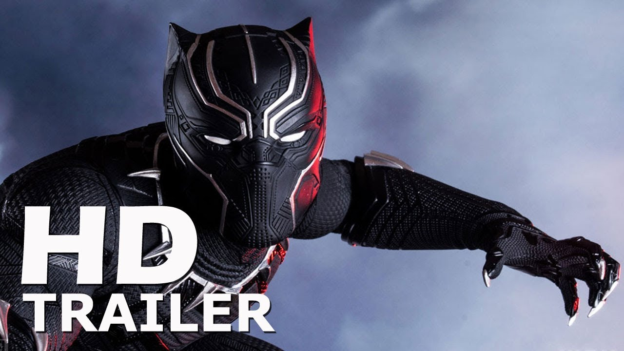 black panther 2018 trailer deutsch