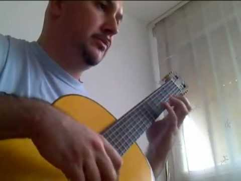 In the Morning Light - Yanni - guitar cover