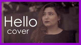 HELLO by ADELE Indian COVER {Delhi fashion blogger}