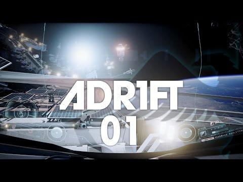 ADR1FT #01 Adrift - Let's Play