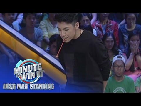 Suck It Up | Minute To Win It - Last Teen Standing