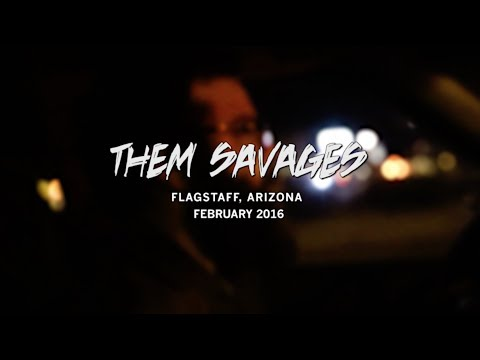 Them Savages - Flagstaff, Arizona - February 2016 (Last Show)