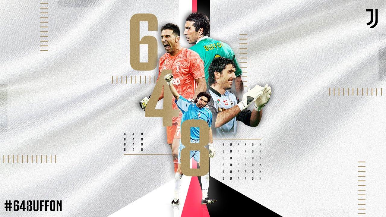Gianluigi Buffon's Most LEGENDARY Juventus Saves 👏🥅 | Historic 648 Serie A Appearances