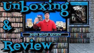 Dead Shack Blu-Ray Unboxing and Review (2017) - Horror - Comedy
