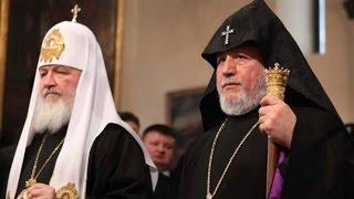 Հայ և ռուս հոգևոր առաջնորդներն անդրադարձել են Մերձավոր Արևելքի հիմնախնդրին