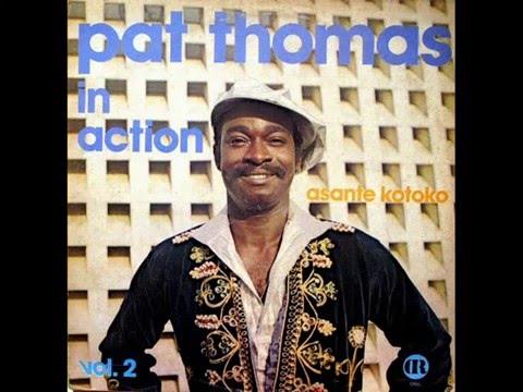 Pat Thomas - Asante Kotoko