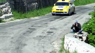Prime Yalta Rally 2011. № 62 на трассе