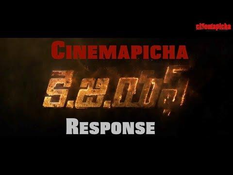 K.G.F USA Premier Response (Technically) | Cinemapicha