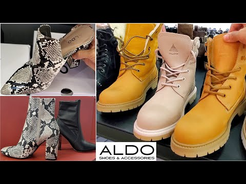 ALDO NEW FALL COLLECTIONS | UP TO 70% OFF |  BAGS AND SHOES AUGUST 2019