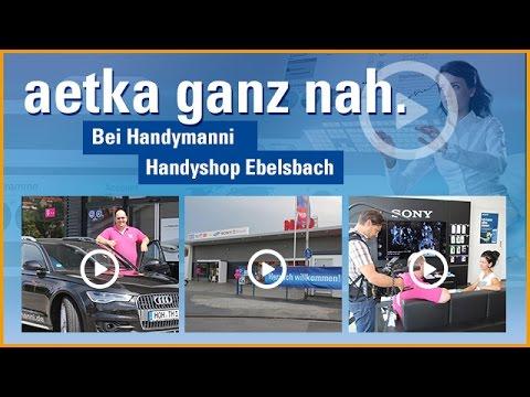 aetka ganz nah. Handyshop Ebelsbach, Franken (Folge 7)