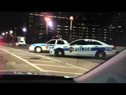 Rare Catch Of Two PAPD RMPs At The Holland Tunnel In NJ