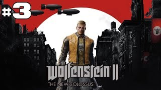 Wolfenstein 2 The New Colossus - Let