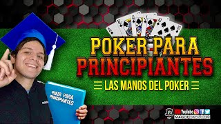 Las 10 Manos del Poker / Poker Para Principiantes