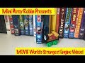 Thomas & Friends Best Movie World's Strongest Engine with Robin Mini Percy