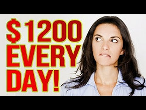How To Make Money Online Fast 2017 - Earn $2,650 Daily Income With Internet