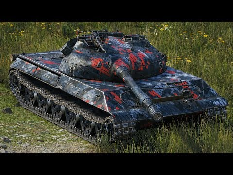 World Of Tanks Object 430U - 7 Kills 11,3K Damage