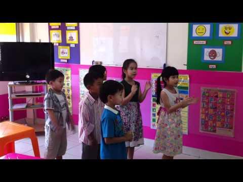 ห้องเรียนภาษาอังกฤษสำหรับน้องๆป.1-2