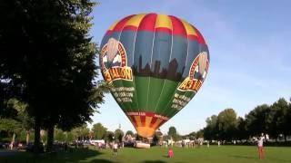 Ballonvaart Ommen met Bas Ballonvaarten