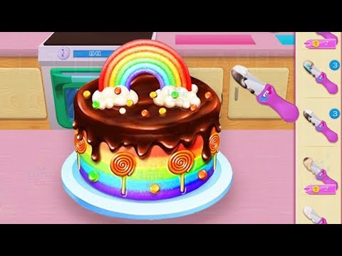 My Bakery Empire - Bake, Decorate & Serve Cakes - Play Kitchen Kids Games