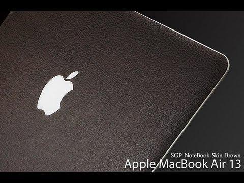 official photos 2e551 699d3 Spigen Macbook Air Skin