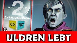 Destiny 2 - Erweiterungen bekommen alte Story! | Crow / Uldren