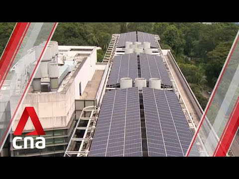 Up to 20% growth in demand for solar energy in Singapore