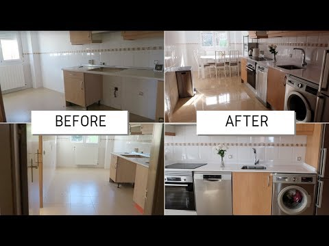 KITCHEN TRANSFORMATION | BEFORE AND AFTER