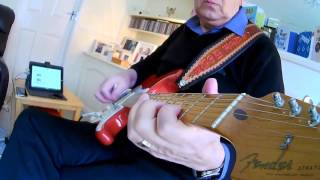 Mandy - Barry Manilow - instrumental cover by Dave Monk