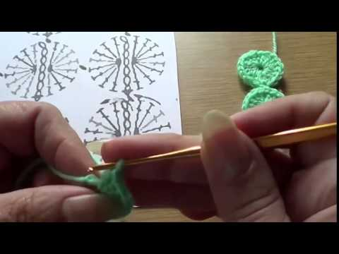 Crochet Patterns Japanese Circles Diy How To Youtube