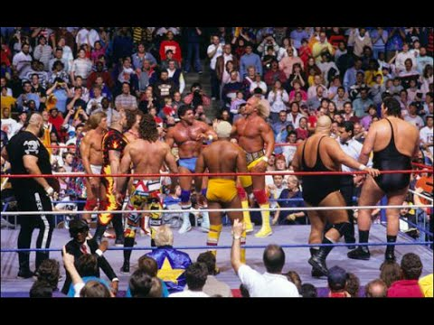 WWF Survivor Series 1987 - YouTube