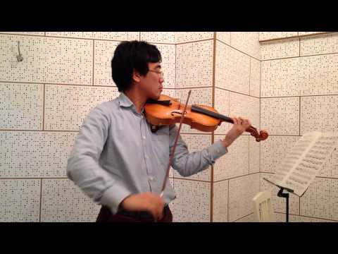 Suzuki Violin School Book 4 no. 1 Concerto No. 2, 3rd mvt - Allegretto moderato