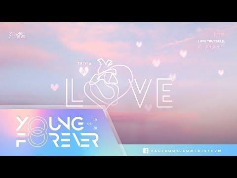 [VIETSUB + ENGSUB] BTS (방탄소년단) RM - Trivia 承: Love