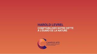 Des nouvelles de Demain : Harold Levrel