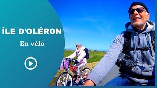 L'île d'Oleron en velo (4K)