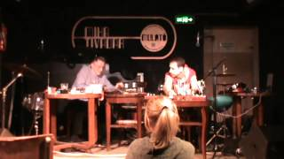 JazzaJ presents Dec 11. 2013.  Part 2 Zlatko Baracskai & Walt Shaw Mp3