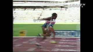 World Records - 400m Hurdles Women Final Goteborg 1995