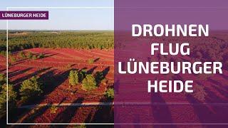 Die Heide von oben (Drohnenbilder) - Lueneburger Heide TV