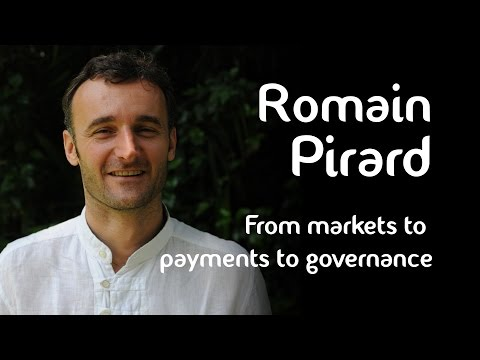 Romain Pirard - From markets to payments to governance