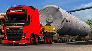 [1.30] Euro Truck Simulator 2   Big Special Transport   Mods