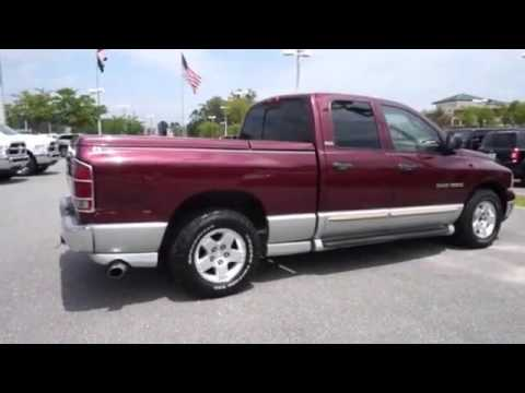 2002 Dodge Ram 1500 14d132a Tallahassee Fl Youtube