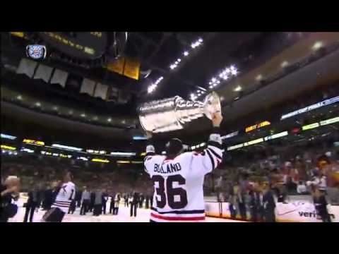 The 2013 Stanley Cup Presentation